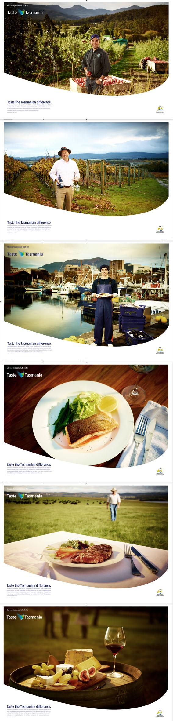 Taste Tasmania Campaign