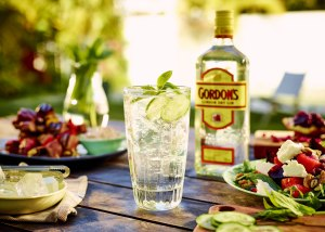 Jamie MacFadyen Gordons Gin